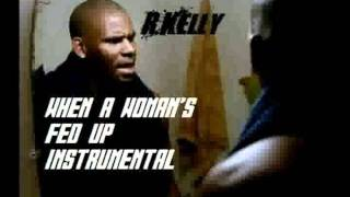 R.Kelly-When A Woman