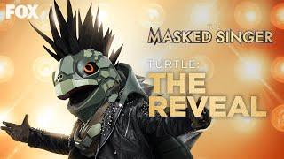 The Turtle Is Revealed As Jesse McCartney | Season 3 Ep. 18 | THE MASKED SINGER