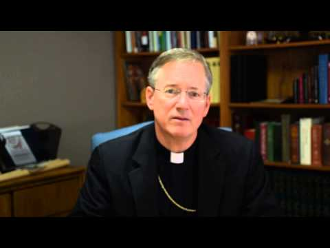 A message from Bishop Paul Sirba