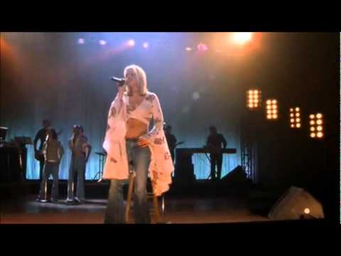 Britney Spears I M Not A Girl Not Yet A Woman Crossroads Version Youtube