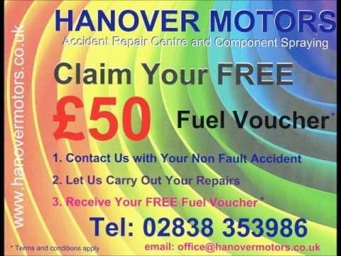 Hanover Motors New Radio Advert