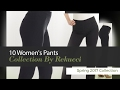 10 Women's Pants Collection By Rekucci Spring 2017 Collection