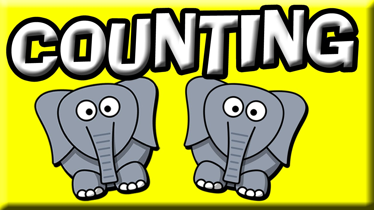 The Yellow Elephant (Counting 1-10)