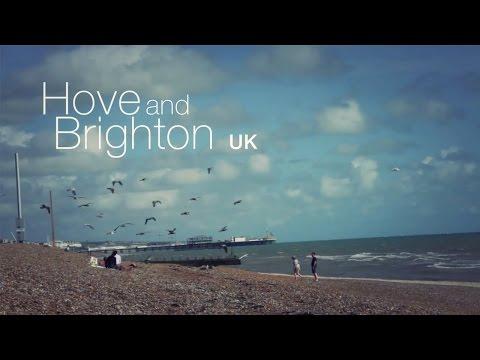 walking around Hove and Brighton - UK