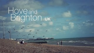 walking around Hove and Brighton - UK