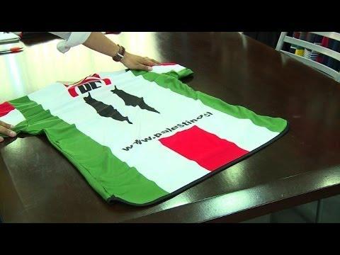 Chili: polémique autour du nouveau maillot du club Palestino