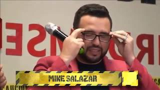 Mike Salazar - ZONA DE DESMADRE especial de comedia #18