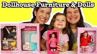 Lori Dollhouse Furniture & Our Generation Doll
