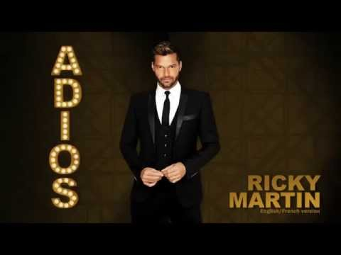 Ricky Martin - Adiós (English/French Version) (Cover Audio) VEVO-(Spanish Version)  Lyrics,Paroles