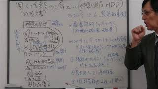 神奈川県庁HDD大量流出事件発生201912中川総合法務オフィス