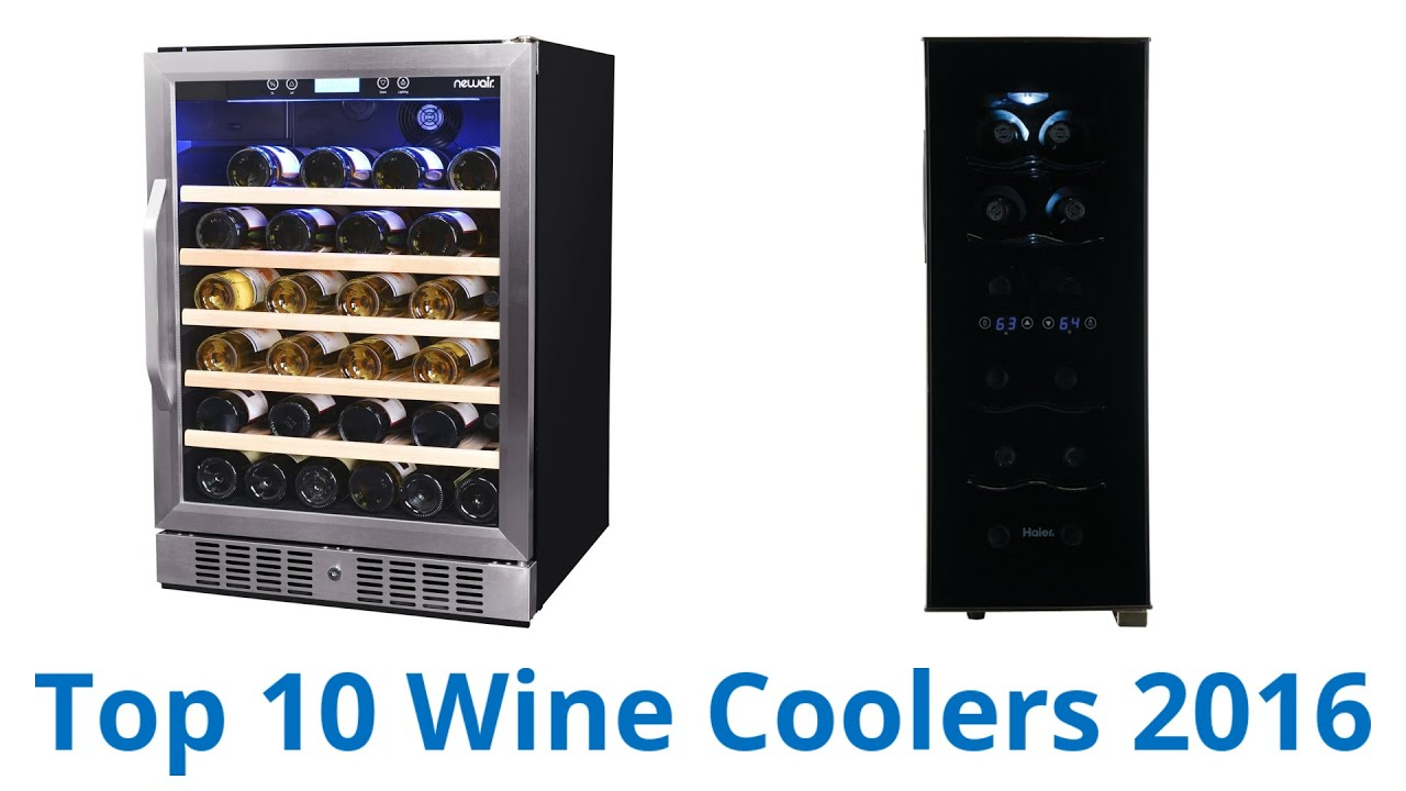 10 best wine coolers