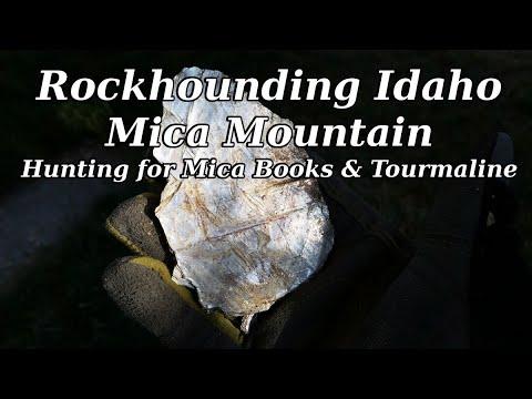 Rockhounding Idaho: Mica Mountain
