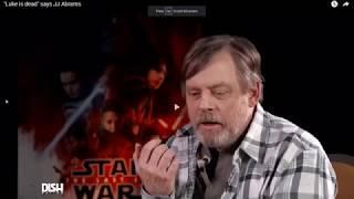 Luke Skywalker Is DEAD F*CK YOU JJ Abrams Star Wars Episode 9 News August 2018