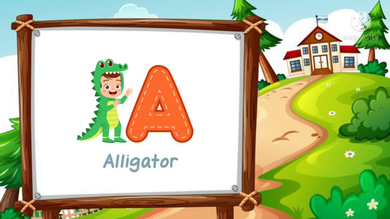 Preschool learning Videos | Alphabets| abcd learning|kid's learning| fun learning| animal names