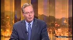 Salvatore Maria Fares in diretta a Ticinonews