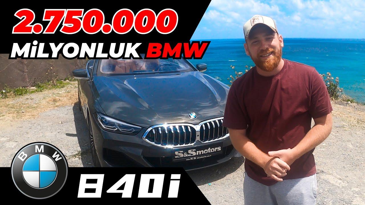 Yeni BMW 840i Cabrio Sürüş İzlenimi | 4.9 Saniyede 0-100 Hız Testi | BMW 840i Araba İnceleme