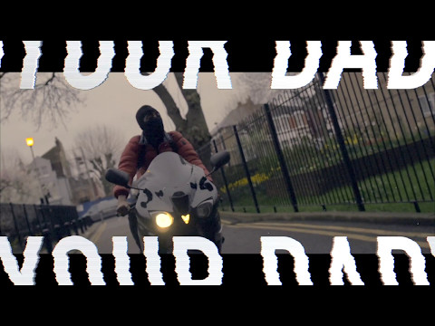 Marger ft Sas Killa - Your dad [Music Video] @itzmarger @saskilla |Link Up TV