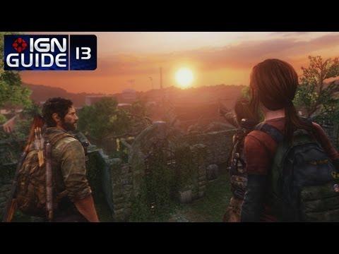 The Last of Us Walkthrough Part 13 - Bill's Town: Graveyard
