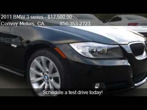 2011 BMW 3 series 328i SA SULEV - for sale in San Diego, CA