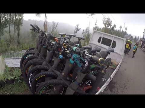 MTB Indonesia # BOMBER (Go-Bro With Pedal Alas Adventure) Track 1 Bromo