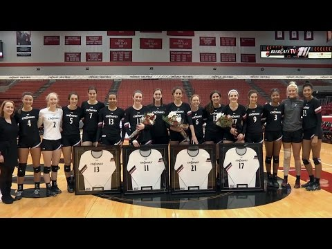 Cincinnati Bearcats' Volleyball End of Season Recap