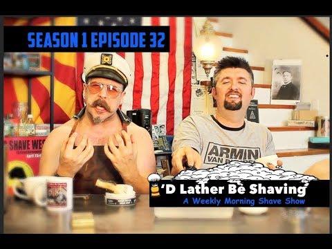 I'd Lather Be Shaving Ep32: Wet Shaving For The Ladies w/ Douglas Smythe & Matt Pisarcik
