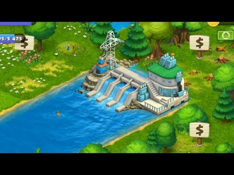 Township -  Hydroelectric Power Plant Build