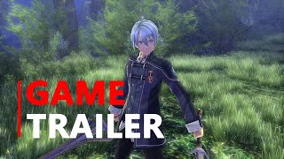 The Legend of Heroes: Trails of Cold Steel III - Announcement Trailer PS4