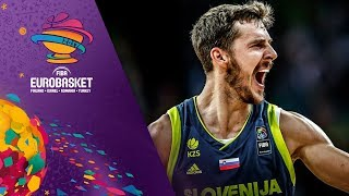 Top 5 Plays - Semi-Finals w/ Dragic, Gasol, Mosgov and more - FIBA EuroBasket 2017 thumbnail