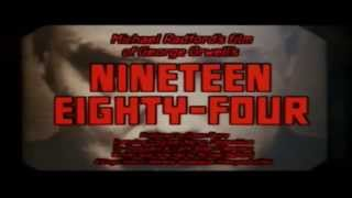 1984 - RARE TRAILER - NINETEEN EIGHTY-FOUR