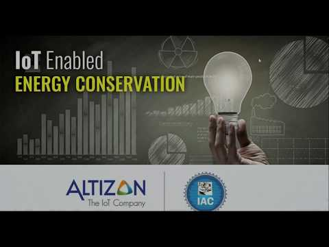 IoT enabled Energy Conservation