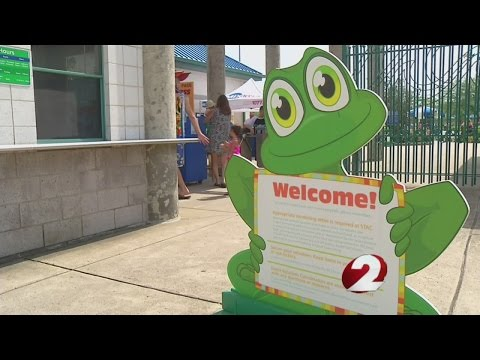 Local pool inspections reveal violations