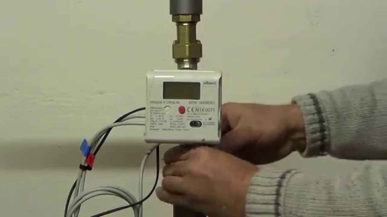 Wärmemengenzähler unkompliziert und effektiv mit der