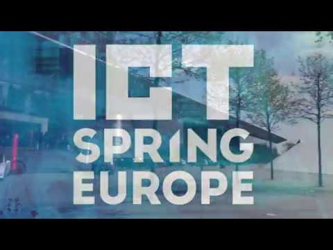 ICT SPRING EUROPE Luxembourg 2017