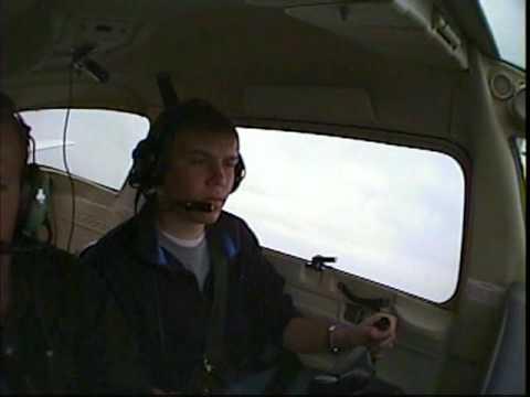 Cessna door opens in flight & Cessna door opens in flight - YouTube