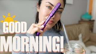 Updated Morning Routine + Invisalign update | Melissa Alatorre