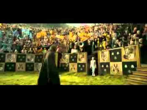 Musica Diegetica Marcha de Hogwarts.flv