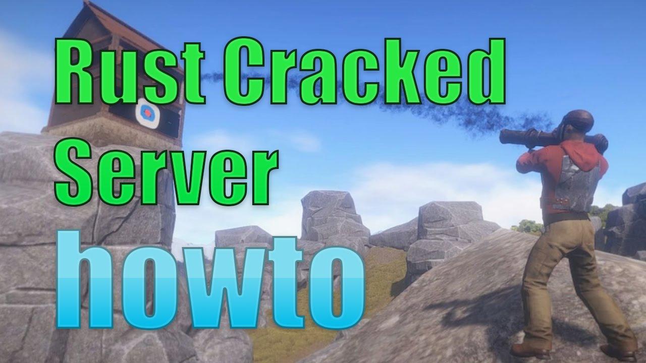 rust server crack