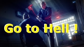 Hitman Absolution GamePlay - GTX 670 Max Settings PC HD