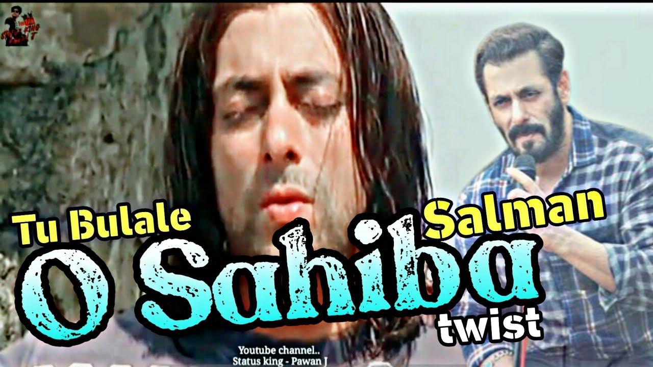 Bhai Bhai | Salman Khan Song New  Version | O Sahiba Song | Video Twist Version