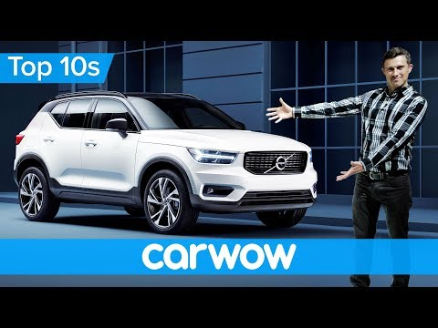 New Volvo XC40 SUV 2018 – not quite what you'd expect? | Top 10s