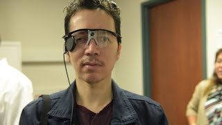 Patient gets 'bionic eye' vision system during UF Health's first retinal implant