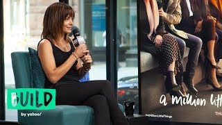 """A Million Little Things"" Star Stephanie Szostak Covers Season 2 Of The ABC Drama"