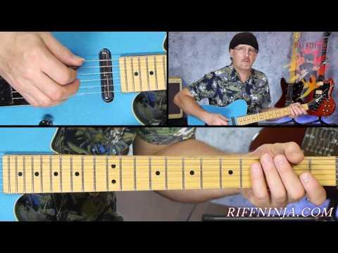 Beginner Guitar Song: I'd Love To Change The World (Alvin Lee)