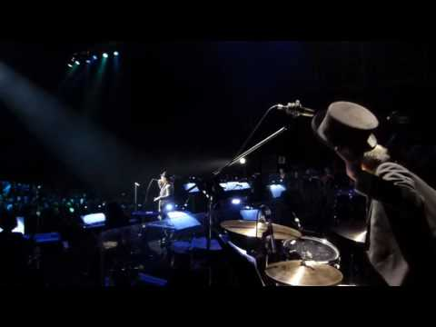 A Hundred Birds orchestra / Drummer's eye view 2015