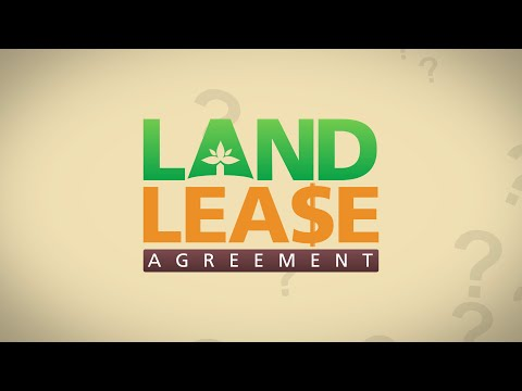 FGV Land Lease Agreement (LLA)