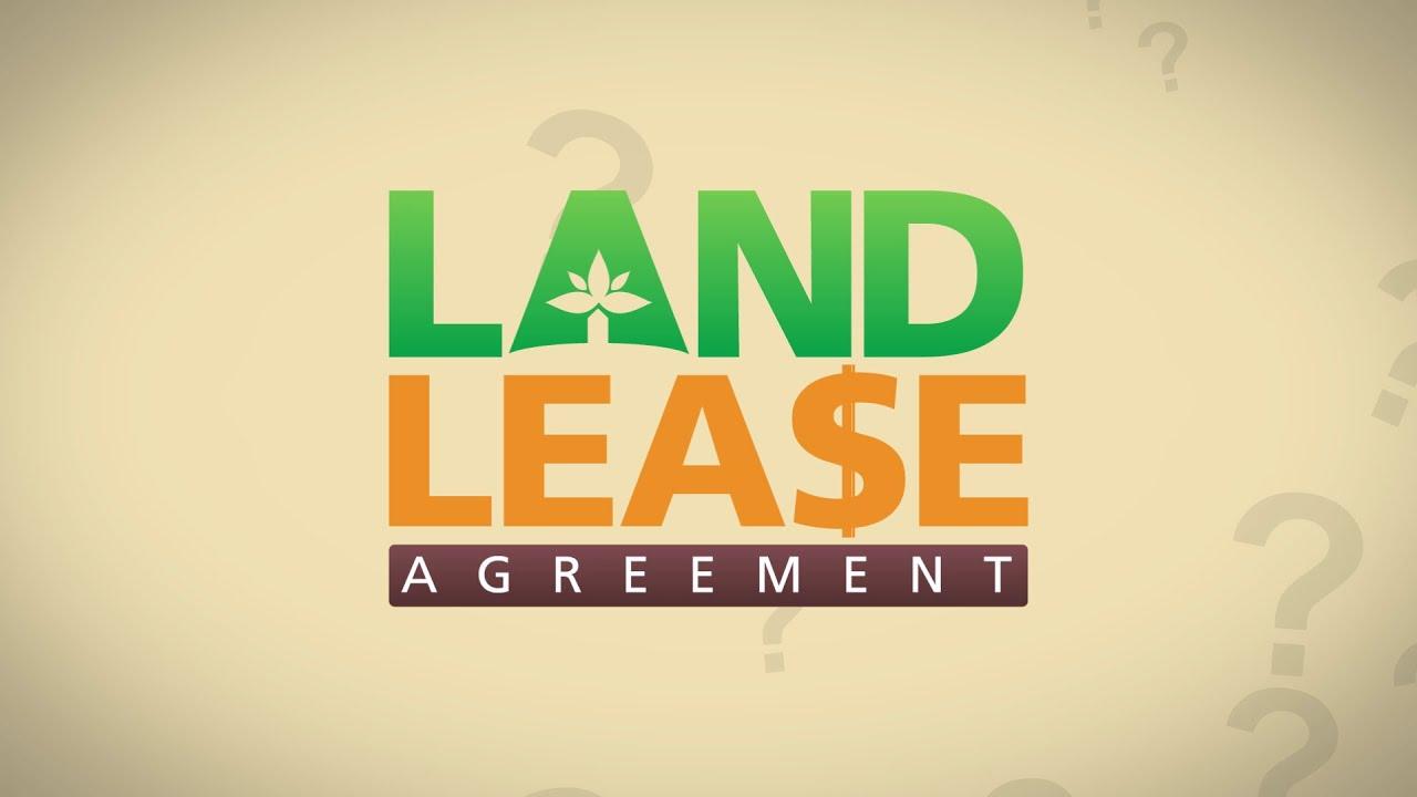 Fgv Land Lease Agreement Lla Youtube