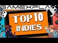 Nintendo Reveals the Top 10 Best-Selling Switch Indie Games
