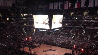 San Antonio Spurs 2016 - 2017 Preseason Intro with Pau Gasol
