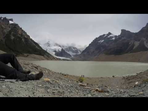 Argentina & Chile Travel Time Lapse Video (GoPro)